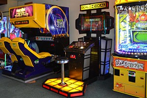 Newport Game Room | Newport Arcade