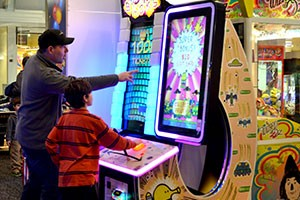 Cape Cod Mall Arcade and Video Games
