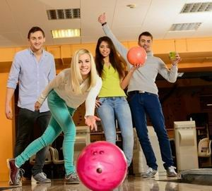 Book Bowling Party Events