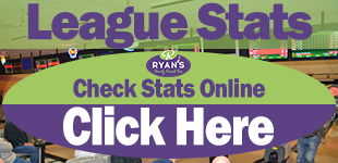 Click for Ryan Bowling League Stats