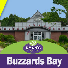 Buzzards Bay Bowling and Game Room Locations