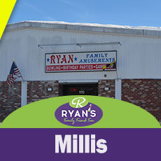 Millis Bowling Locations and Millis Arcade