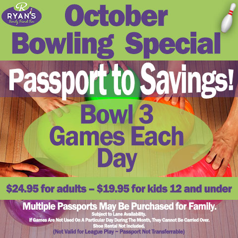 Over Fifty Bowling Special