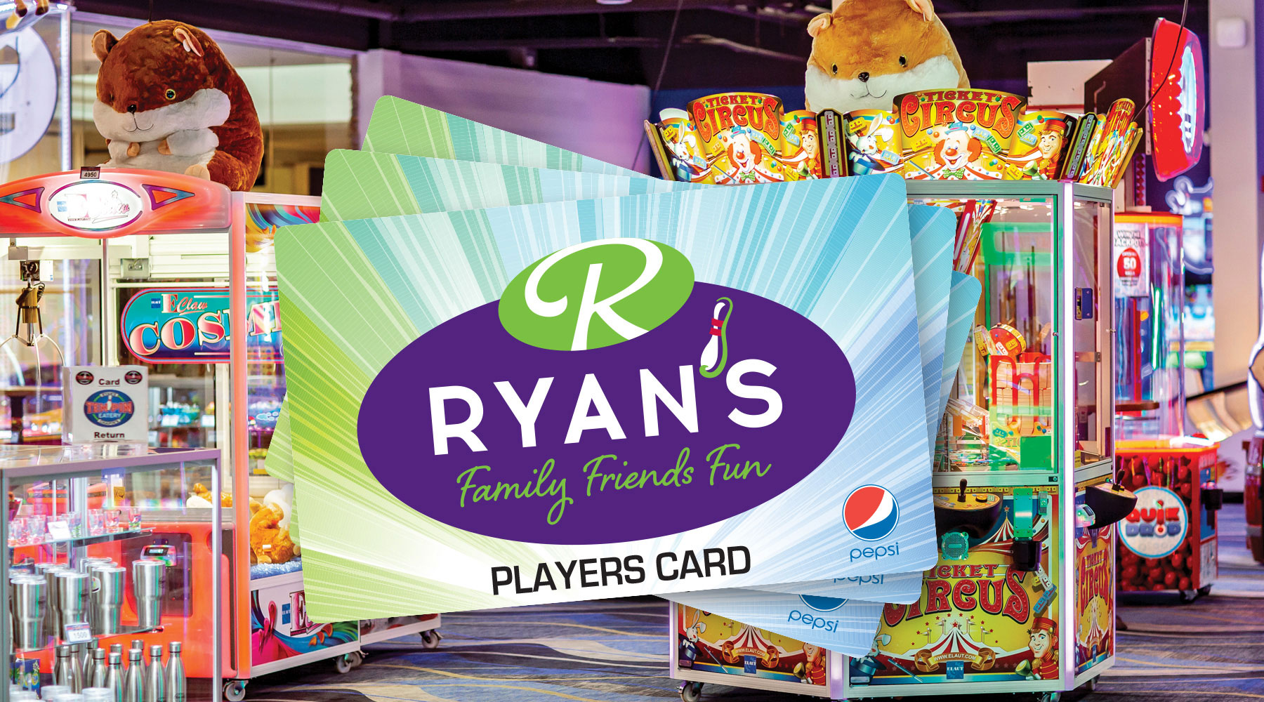 Ryan Players Card