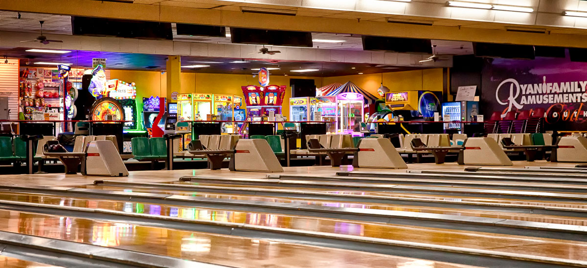 BOWLING NOW OPEN!